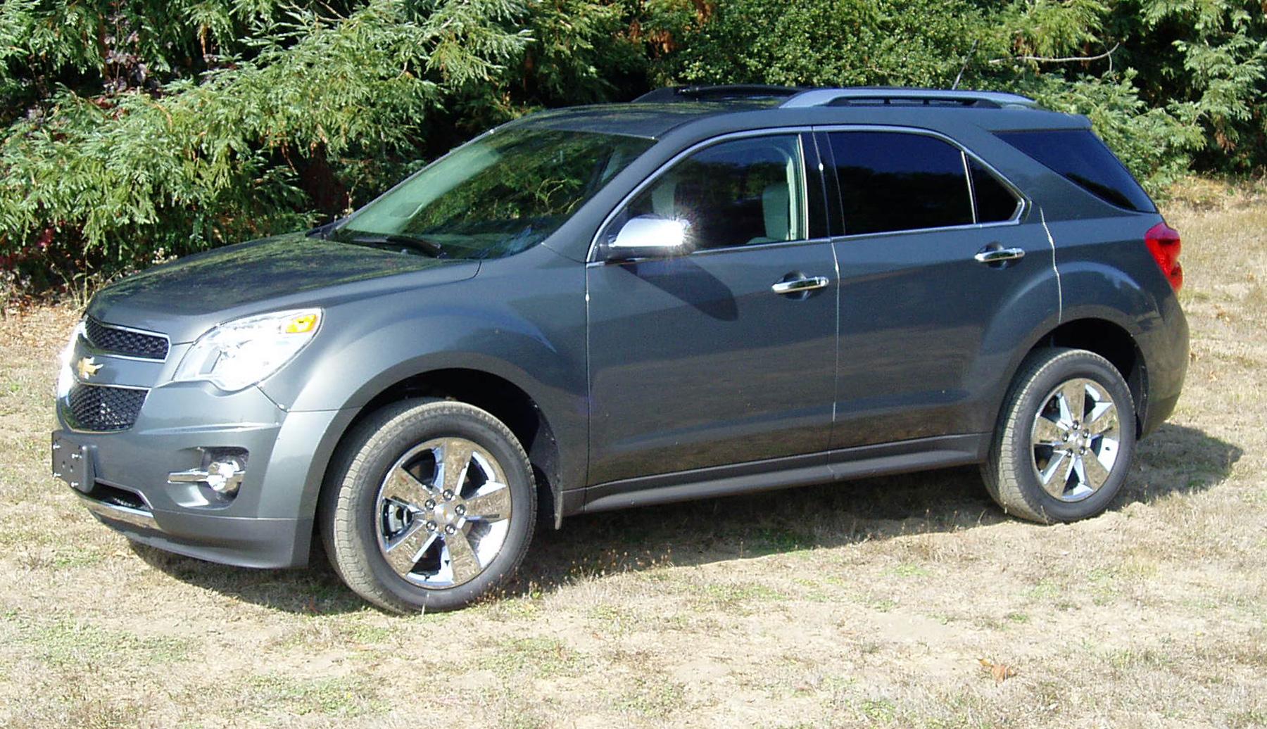 Equinox 2013 chevy equinox : Test Drive: 2013 Chevrolet Equinox AWD LTZ – Our Auto Expert