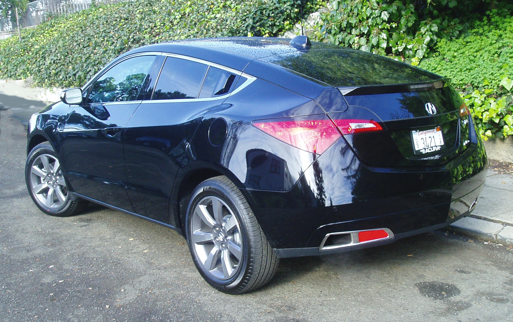 facelift of img acura zdx index