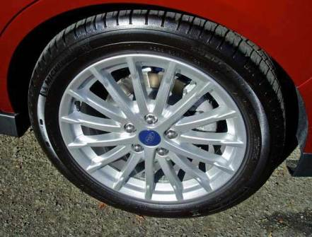Ford C-MAX Hybrid wheels