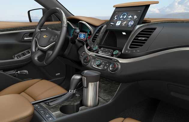2014-Chevrolet-Impala-open