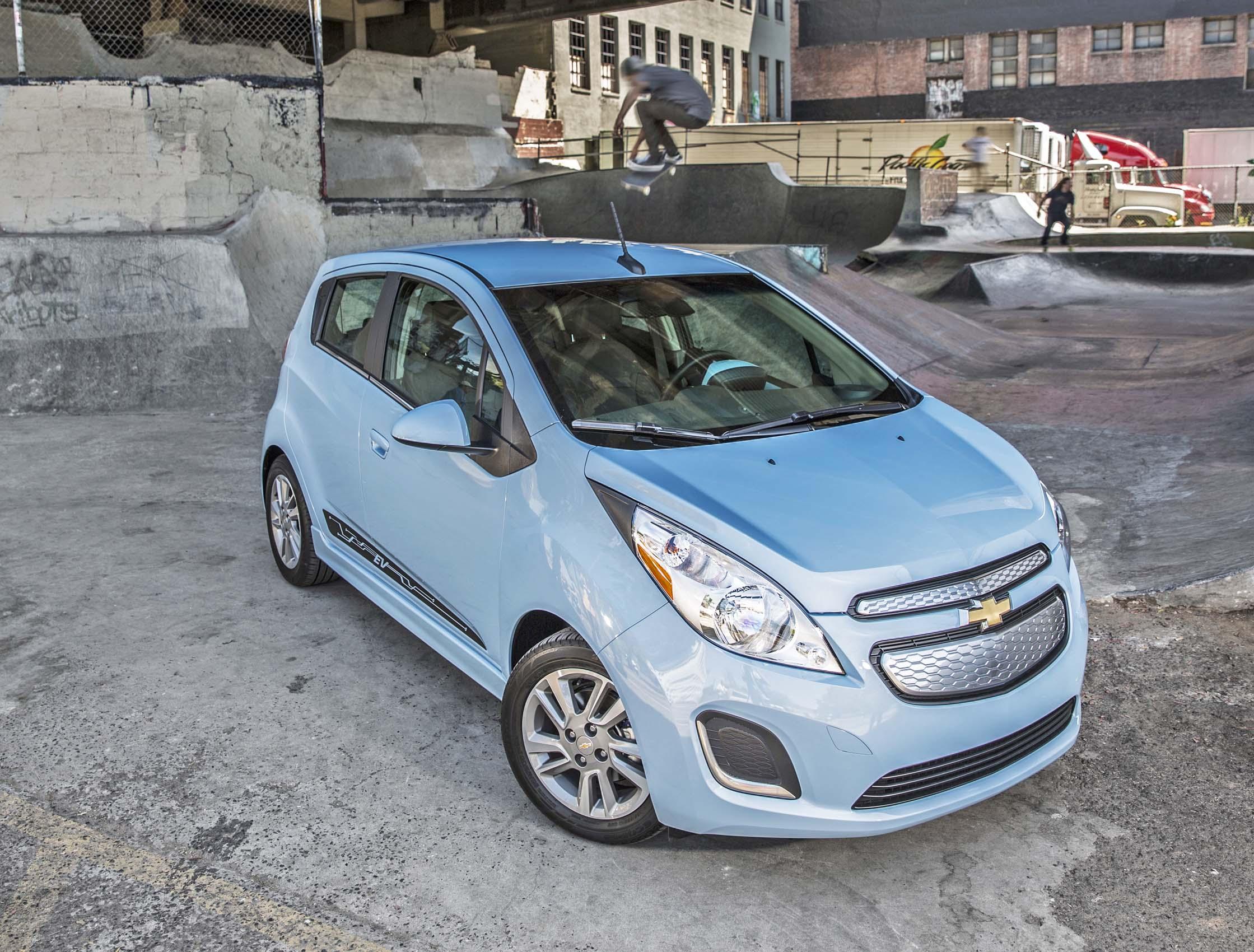 2014 Chevrolet Spark EV Test Drive – Our Auto Expert