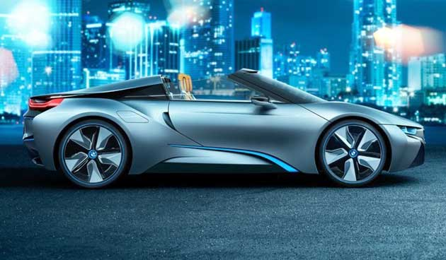 2555A Concept i8 side