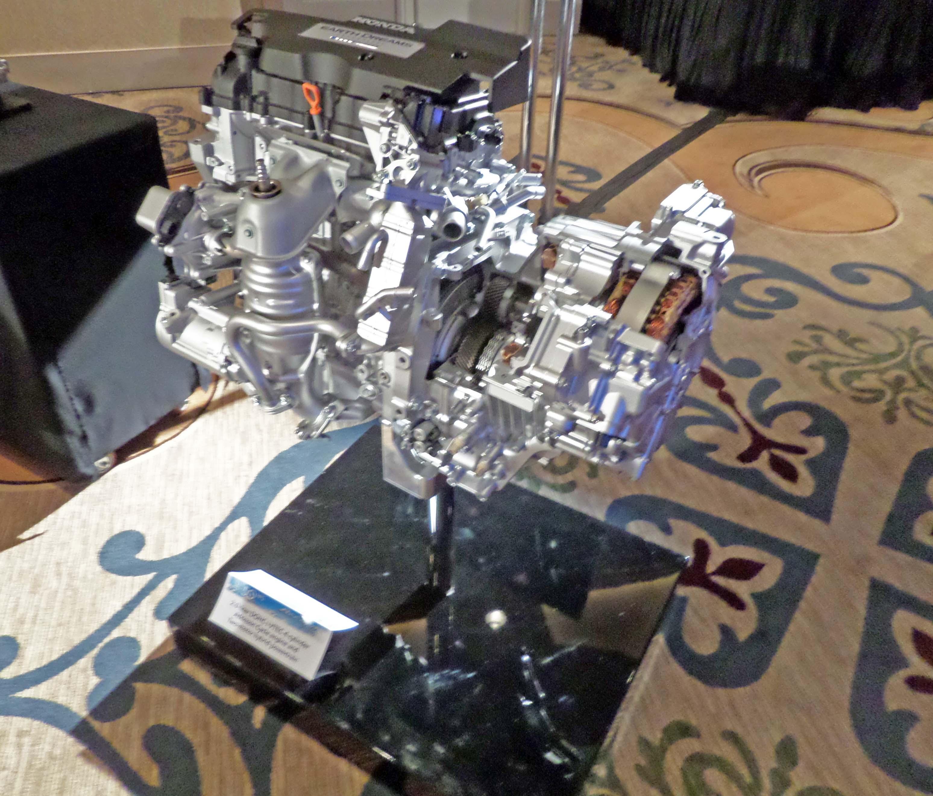 honda accord hybrid test drive  auto expert
