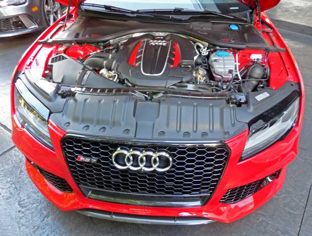 Audi RS Test Drive Our Auto Expert - Audi rs7 0 60