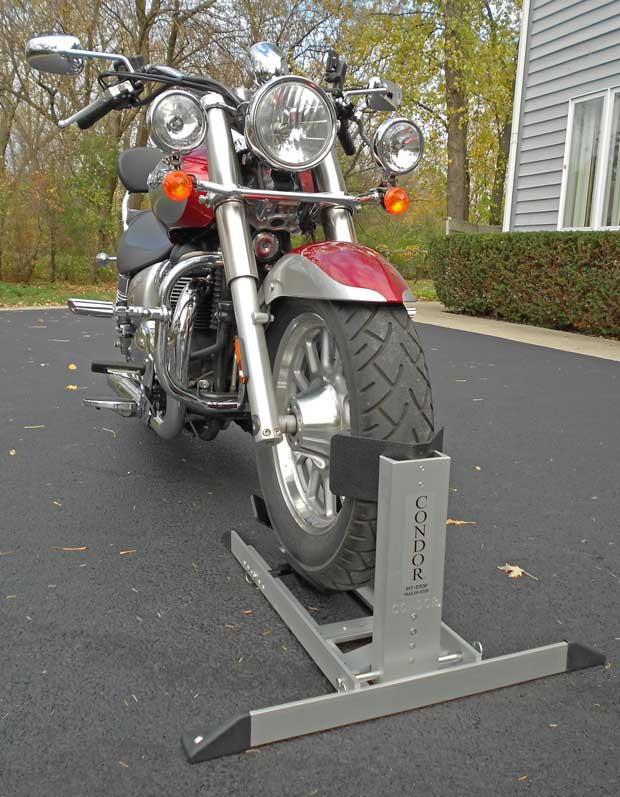 Condor Pit Stop Trailer Stop Motorcycle Product Review
