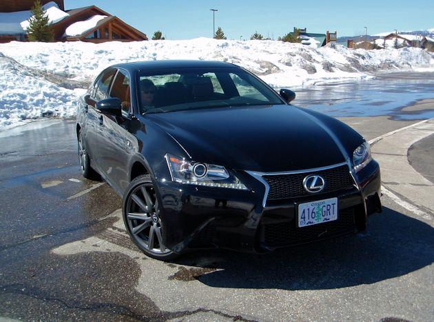 Good 2014 Lexus GS 350 West Yellowstone
