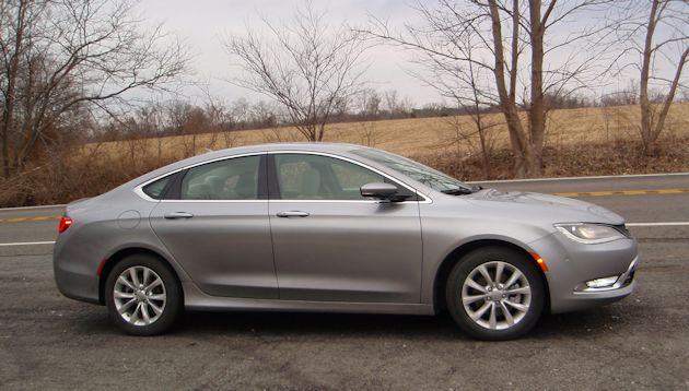 2015 Chrysler 200 Test Drive Our Auto Expert