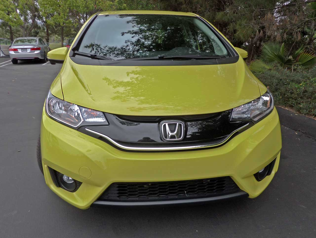 2015 honda fit ex l navi test drive our auto expert. Black Bedroom Furniture Sets. Home Design Ideas
