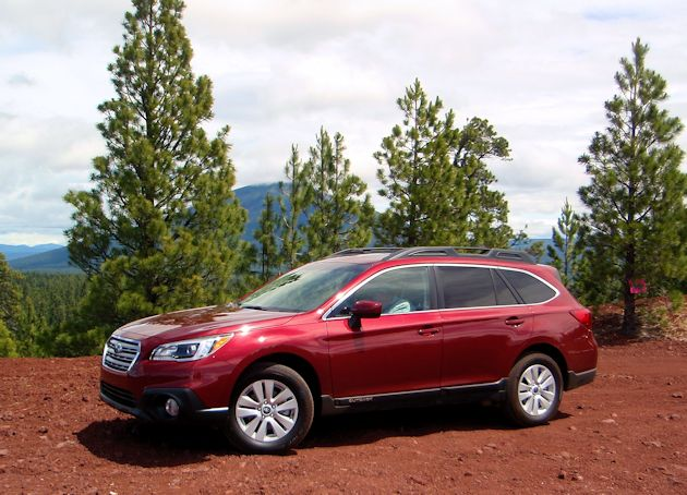 2015 subaru outback first drive our auto expert. Black Bedroom Furniture Sets. Home Design Ideas
