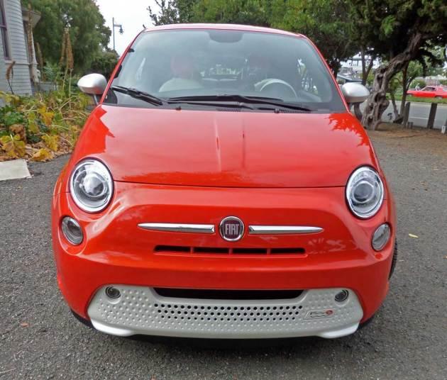 Fiat-500e-Nose