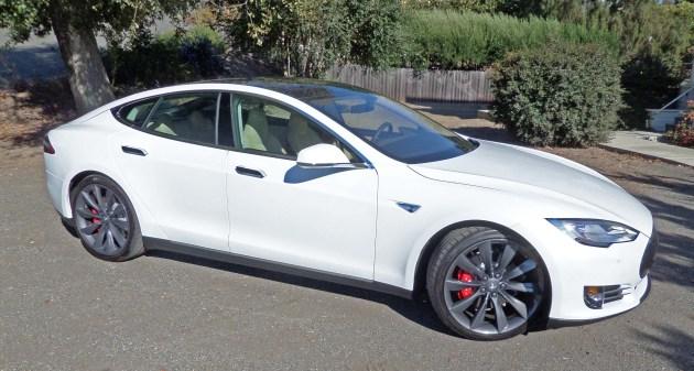 Tesla Model S P85+ RSF