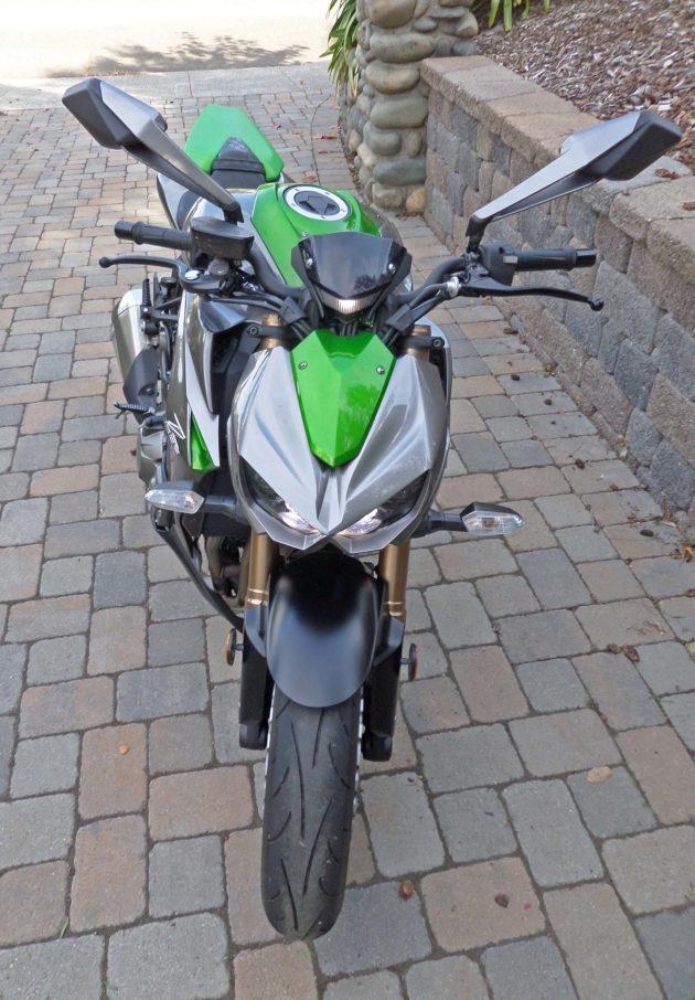 Kawasaki Z1000 FF