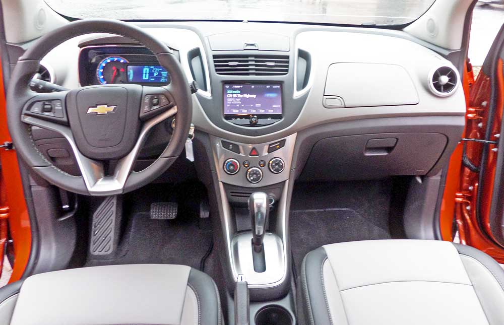 2015 chevrolet trax test drive our auto expert chevy trax dsh sciox Image collections