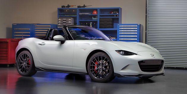 2016 Chicago - Mazda Miata