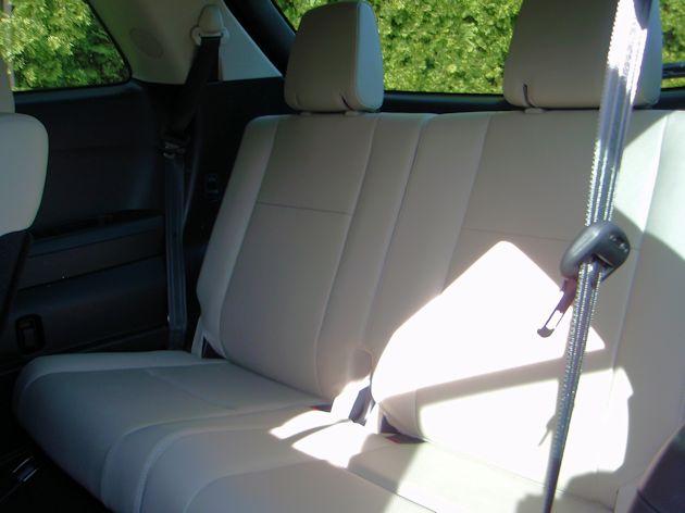 2015 Mazda CX-9 3RD ROW
