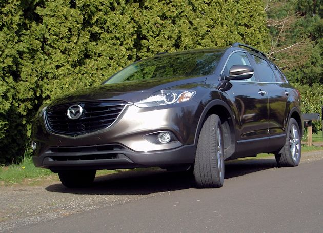 2015 mazda cx 9 test drive our auto expert. Black Bedroom Furniture Sets. Home Design Ideas