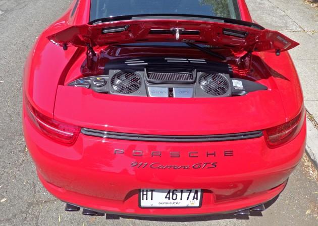 Porsche 911 Carrera GTS Eng