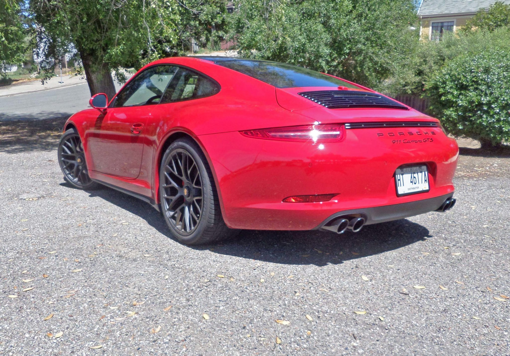 2015 porsche 911 carrera gts test drive our auto expert. Black Bedroom Furniture Sets. Home Design Ideas