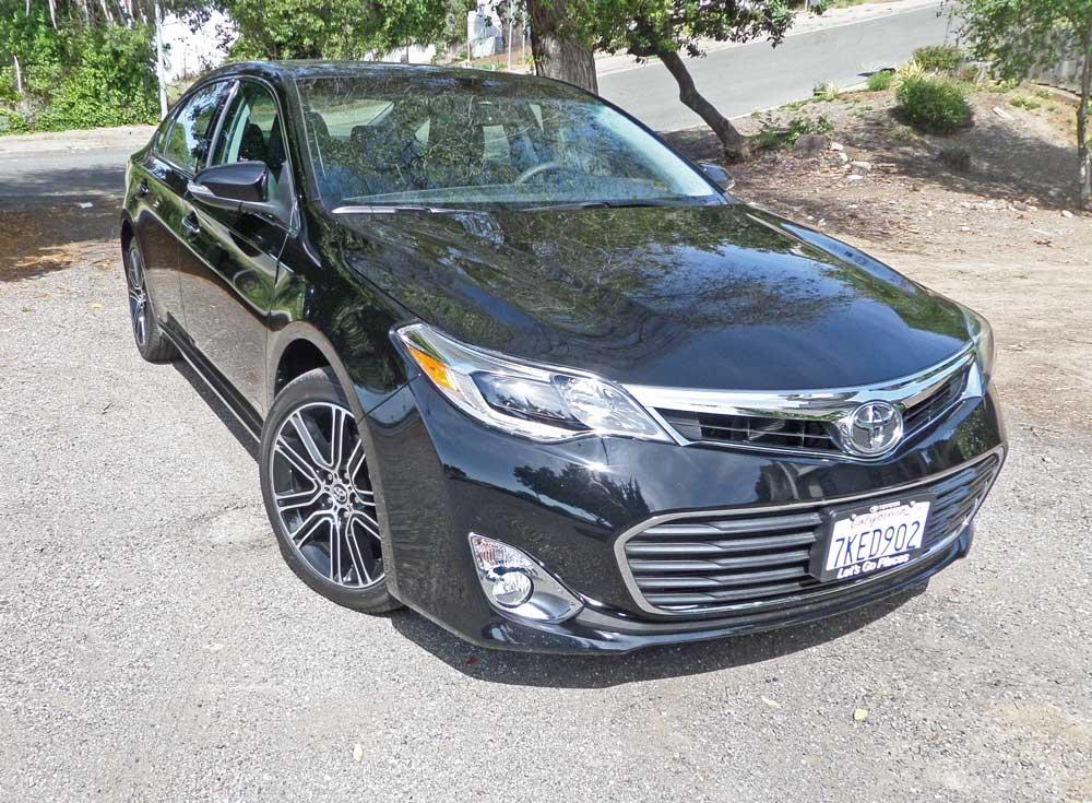 Toyota Avalon Xle Touring Reviews