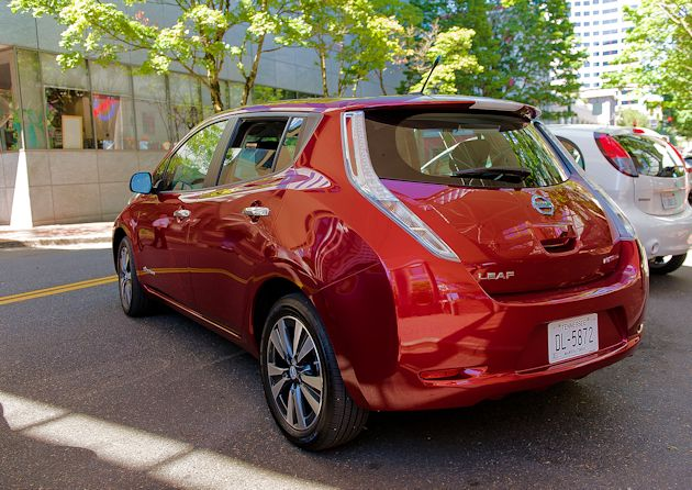 2015 Nissan Leaf 1