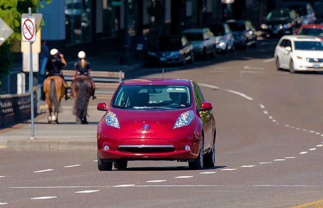 2015 Nissan Leaf 2