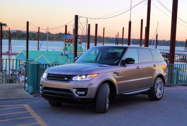 2015  Range Rover Sport front q2