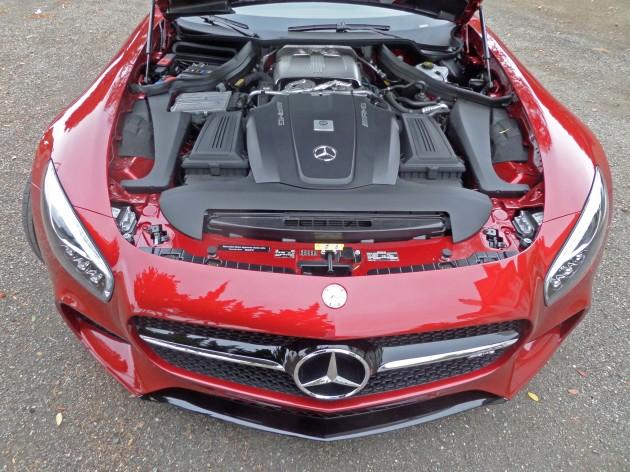 MBZ AMG GT S Eng