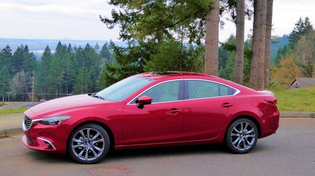 2016 Mazda6i side