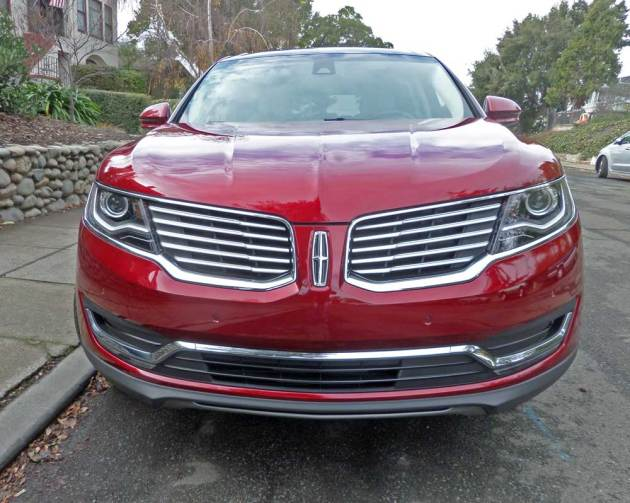 Lincoln-MKX-Nose