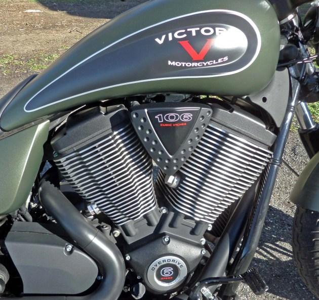 Victory Gunner Motor