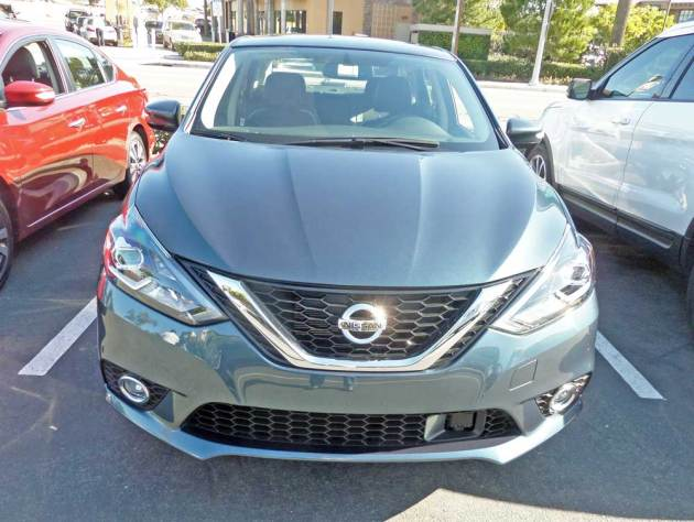 Nissan-Sentra-Nose