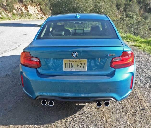 BMW-M2-Tail