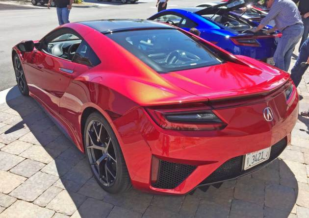Acura-NSX-LSRR