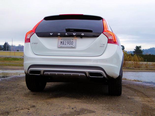2016 Volvo V60 rear 2