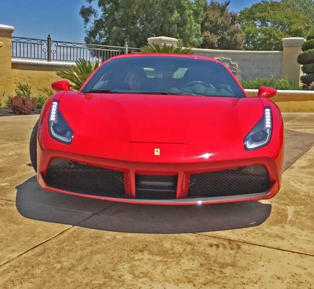 2016 Ferrari 488 Gtb Transmission