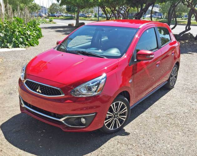 2017 Mitsubishi Mirage Gt Hatch Test Drive Our Auto Expert