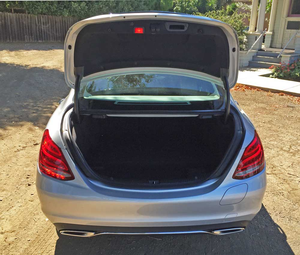 Entering The Cabin, The New Mercedes Benz C350e Is Loaded With Comfort And  Convenience Features Such As: A More Contemporary Interior With A Wide  Range Of ...