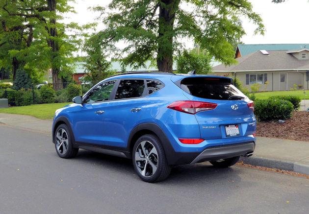 2017 Hyundai Tucson rer q