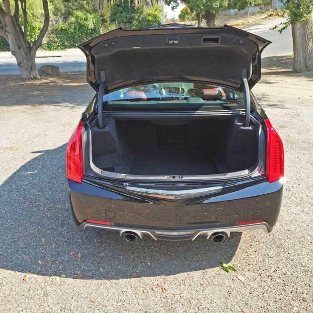 Cadillac-ATS-2.0T-Trnk