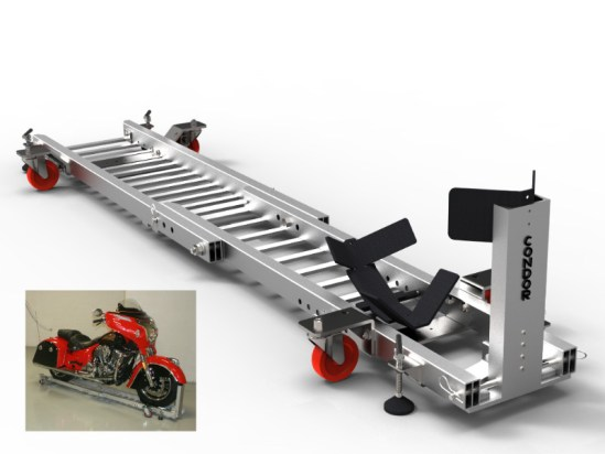 Condor Garage Dolly Full