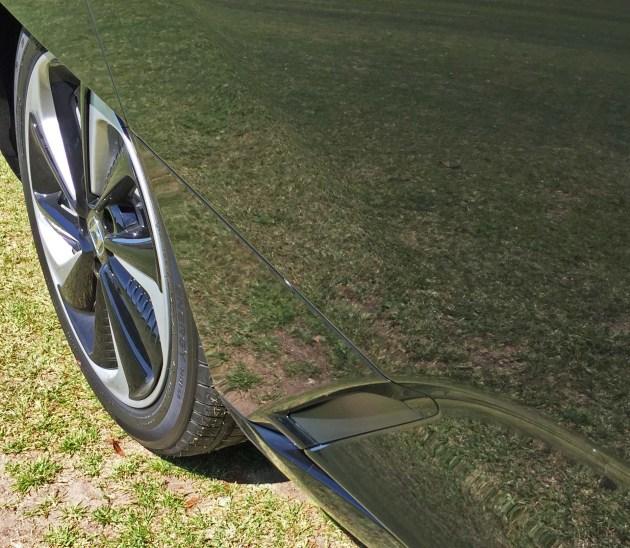 Honda Clarity Fuel Cell RR Vnt