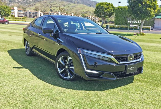 Honda Clarity Fuel Cell RSF