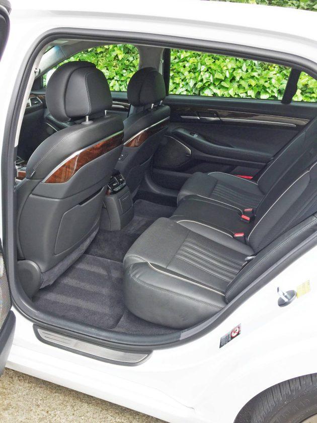 Hyundai Genesis G90 RInt