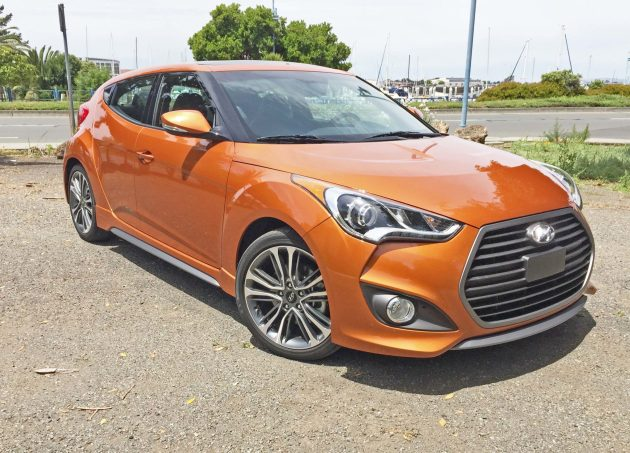 Hyundai Veloster Turbo RSF