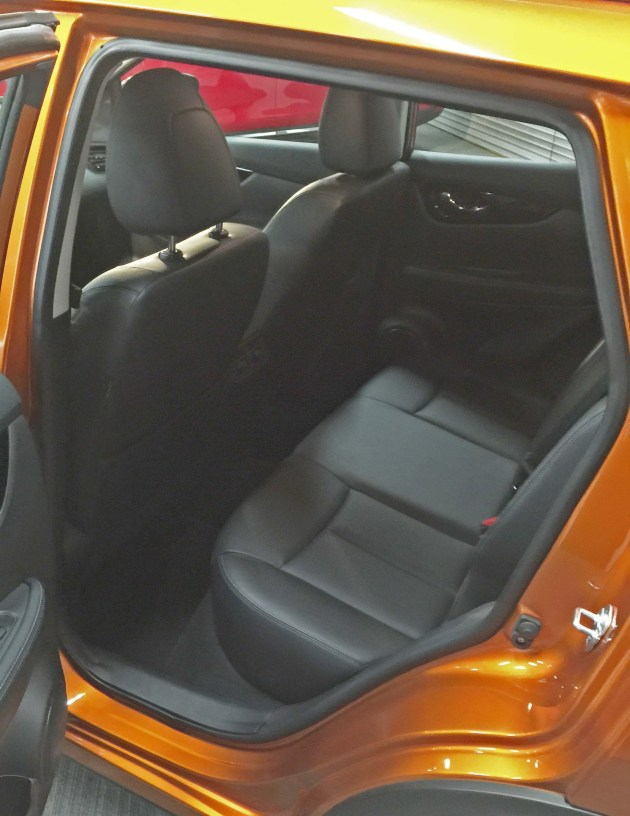 Nissan Rogue Sport RInt