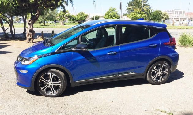 Chevy Bolt EV LSD