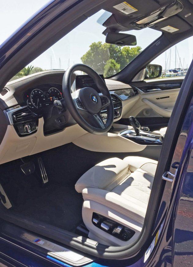 BMW 540i Int