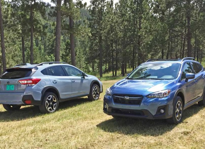 2018 subaru crosstrek limited test drive our auto expert. Black Bedroom Furniture Sets. Home Design Ideas
