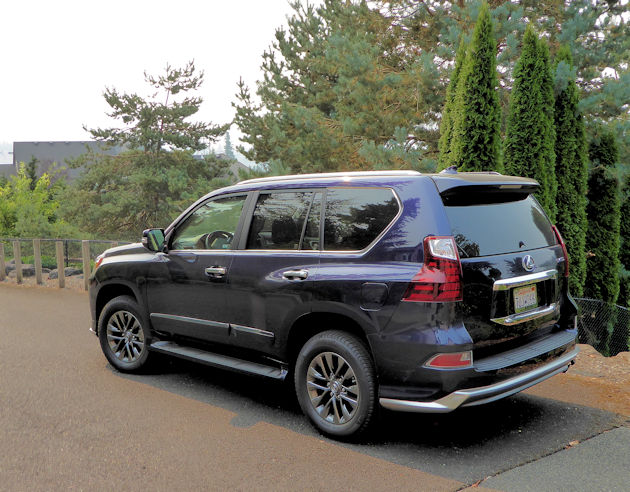 lexus gx 460 test drive our auto expert. Black Bedroom Furniture Sets. Home Design Ideas