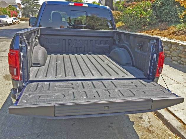 Ford-F-150-King-Ranch-Bed